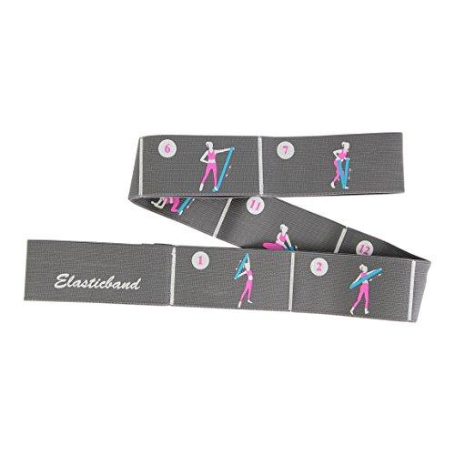 Bande élastique – Elasticband – Trainingsband – Stretchband / Fitness - Musculation - Pilates