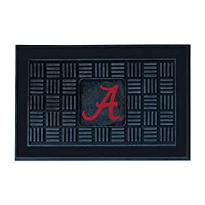 Amazon Com Fanmats Ncaa University Of Alabama Crimson