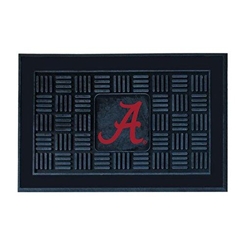 - FANMATS NCAA University of Alabama Crimson Tide Vinyl Door Mat