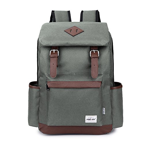 HEXIN Laptop Backpacks School Book Bag Travel Back Pack Rucksack - To Pack Go Camping What You When