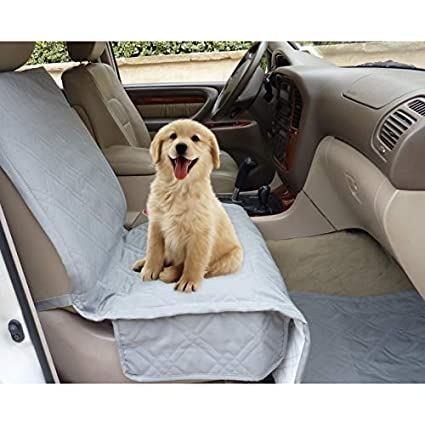 Best Dog Car Seat >> Amazon Com Deluxe Quilted And Padded Dog Pet Car Single Seat Cover