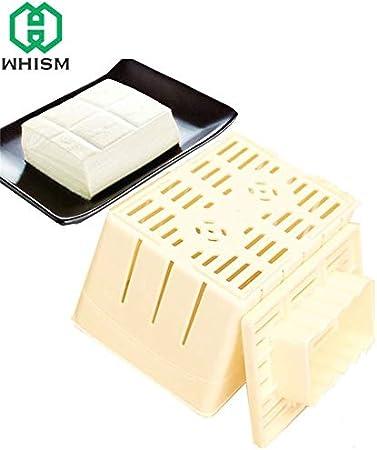 Tofu Press-Maker Mold Box Kit /& Cloth Soybean Curd Making Kitchen Cooking Tools