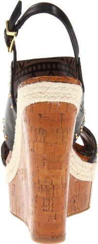 Jessica Simpson - Sandalias de vestir para mujer, color multicolor, talla 40