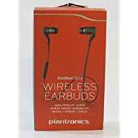 Plantronics BackBeat Go 2 88600-60 Bluetooth Stereo Headset Black