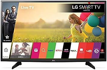 LG 49 Smart TV with webOS - 49LH590V: Amazon.es: Electrónica