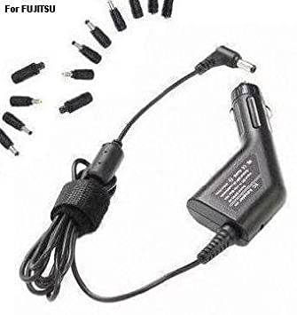 45W Car Adapter Charger: for 15V-16V 65W 90W Power Supply Car Cord 40W FUJITSU-SIEMENS LIFEBOOK//STYLISTIC laptop//netbook//notebook 60W