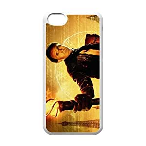 National Treasure iPhone 5c Cell Phone Case White Xwmiy