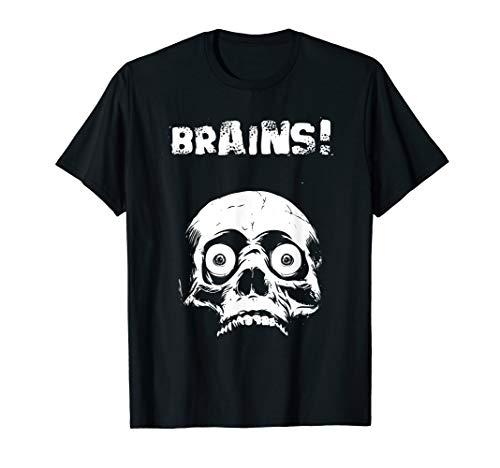 Return Of The Dead Living Zombie Shirt]()