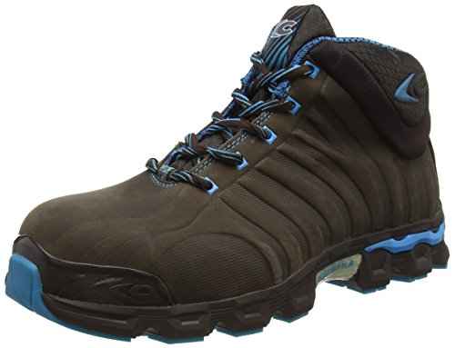 Cofra Scarpe Antinfortunistiche Jab S3 brown/blue