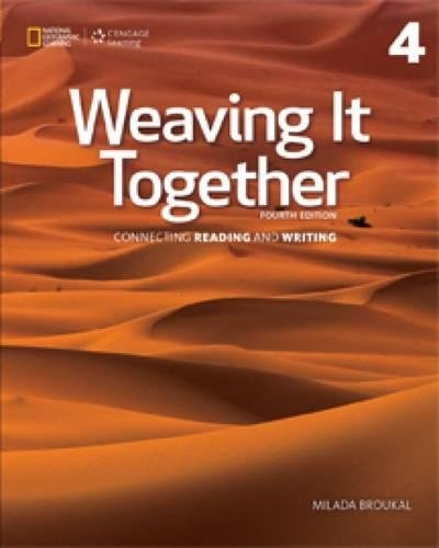 (Weaving It Together 4: 0)