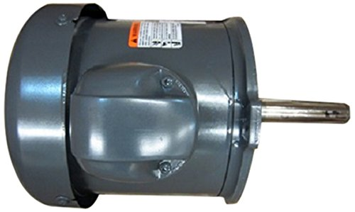 Bridgeport BP 11550001 Multi-Volt Motor, 2 hp, 50/60 Hz, 36'' Length x 36'' Width x 18'' Height