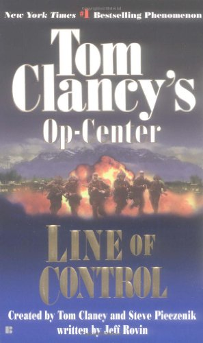 book cover of Line of Control