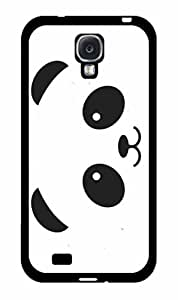 Cute Panda Plastic Phone Case Back Cover Samsung Galaxy S4 I9500