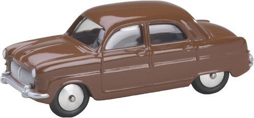 Diecast Model Ford Consul (Anniversary Edition) in Braun by Corgi