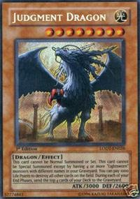 Dragon (LODT-EN026) - Light of Destruction - 1st Edition - Secret Rare ()
