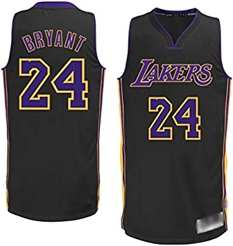 WOLFIRE SC Camiseta de Baloncesto para Hombre, NBA, Los Angeles ...