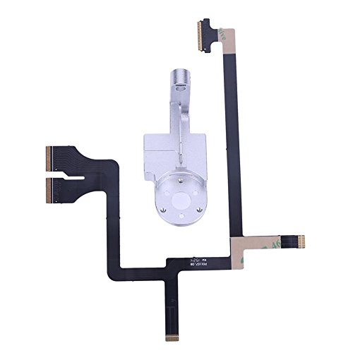 Iainstars Gimbal Repair Yaw Arm + Flex Ribbon Cable for DJI Phantom 3 Pro/Adv Drone by Iainstars