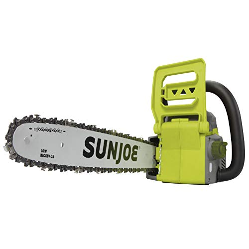 Sun Joe ION16CS 16-Inch 4-Amp 40-Volt Cordless Chain Saw