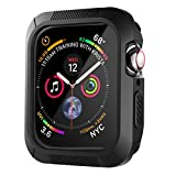 XICHENK Compatible with Apple Watch Case 44mm,Shock-Proof...