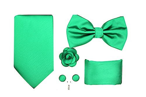 Oliver George 5pc Box Set (Solid-Emerald Green-D)