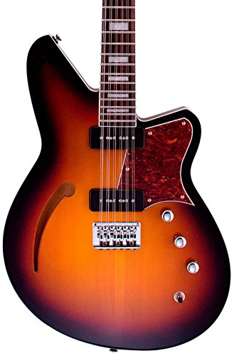 String Electric Guitar 3-Tone Burst (Korina Wood Guitar)