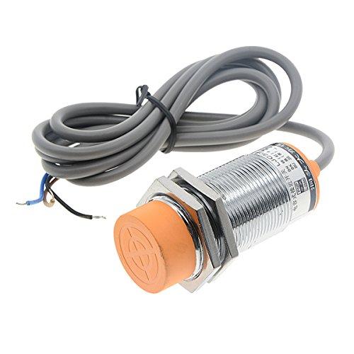 Saim DC 6-36V 300mA NO 3-wire Capacitance Proximity PNP Switch Sensor Detector 1-25mm