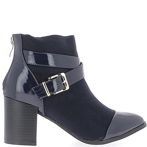 Edelnice Trachtenmode - Botas para mujer, color Negro, talla 40