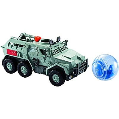 Jurassic World Gyrosphere Blast Vehicle: Toys & Games