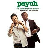 Psych: Complete Fifth Season [DVD] [Import]