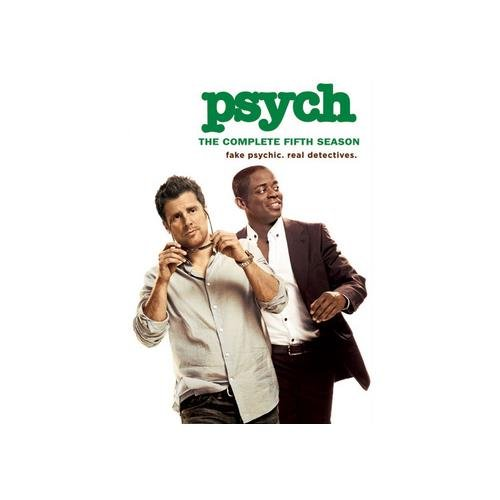 Psych: Season 5 by Universal Studios Home Entertainment