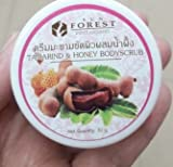 Thai Tamarind & Honey Body Scrub Sun Forest 70 g x 1 Pcs by addTOchar