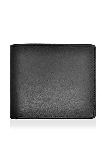 - ROYCE Luxury iPad Messenger Bag Handcrafted in Soft Pebbled Genuine Leather, Black