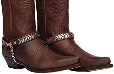 Sendra Boots Arnés para botas modelo 40 (marron): Amazon.es ...