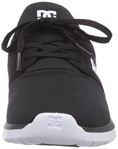 Heathrow Bkw Baskets Dc Chaussures Herren Blanc noir Schwarz xRBtwgq0w