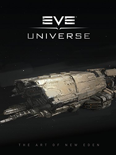 EVE Universe: The Art of New Eden by Dark Horse Comics