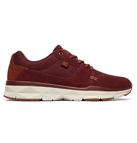 DC PLAYER Tan Herren SE Burgundy Sneakers nO7wZYOpxq