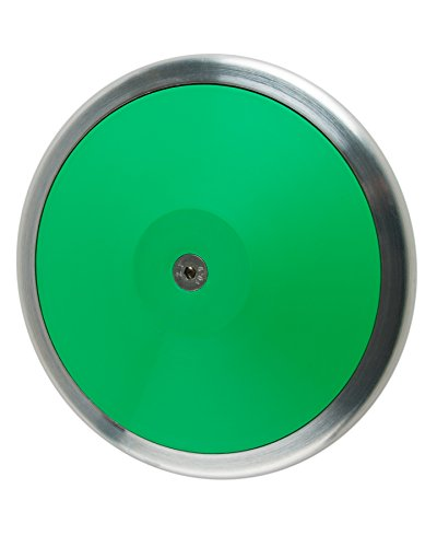 Emerald best selling 1.6 kilo high school boys track & field discus. Buy quality. Get quality results. by Nas