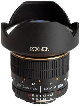 Weitwinkelobjektiv 14 Mm 1 2 8 Pentax Kamera