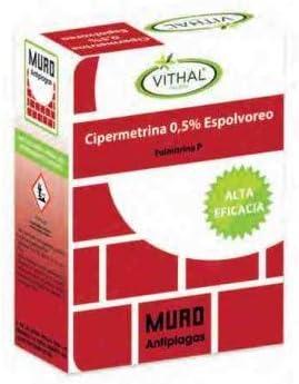 Vhital Garden Cipermetrina 0,5% Espolvoreo 500g