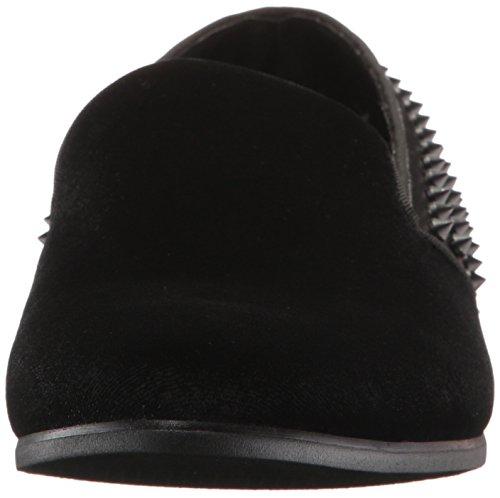 Steve Madden Mocassin Slip-on Pour Homme Noir / Noir
