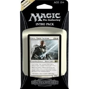 Toy / Game Magic The Gathering M13: MTG: 2013 Core Set Intro Pack: Path To Victory Theme Deck (16 Years And Up)