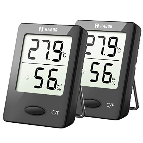 Habor Thermometer Indoor 2