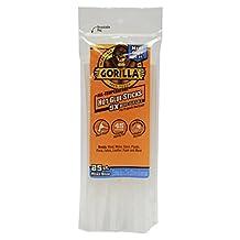 Gorilla 3022502 Hot Glue Sticks 8 In. Mini Size, 25Count