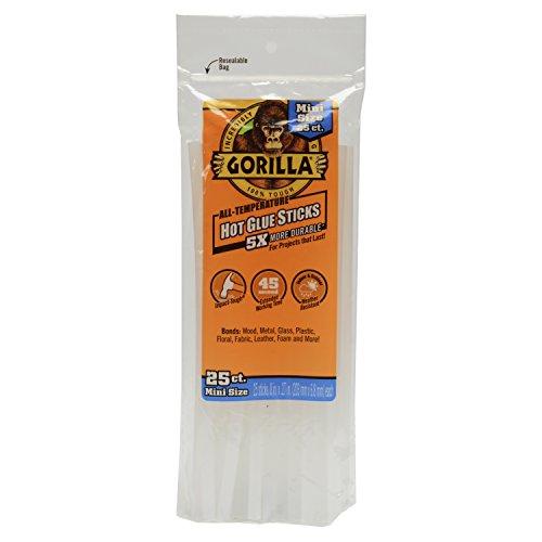 Gorilla 3022502 Glue Sticks 25Count product image