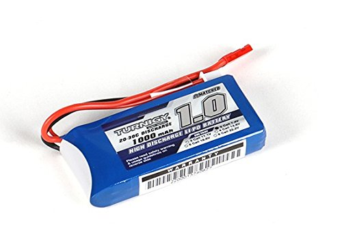 Turnigy 1000mAh 2S 20C Lipo Pack HobbyKing RC Battery (20c Lipo Pack)