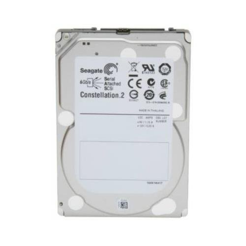 SEAGATE ST9500620SS Constellation ES.2 SAS 6.0Gb/s 500GB 7200 RPM 64MB cache 2.5'' internal hard drive (Bare Drive) Bare Drive by Seagate