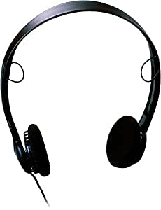Yamaha HPE-150 - Auriculares, color negro