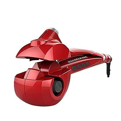 SUPRERHOUNG creativo rizador de pelo automático rizador de pelo rizador de vapor de cerámica rodillo ondulado