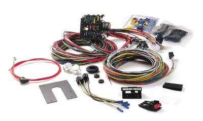Amazon.com: Painless Wrg 10101 Chis Wiring Harness, 12 ... on painless lt1 harness, 57 chevy wiring harness, painless fuse block installation 1969 camaro, painless auto wiring harness, 10 painless wiring harness, painless 5 3 harness, vintage mopar wiring harness, painless harness engine,