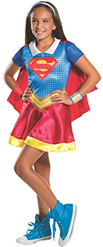 DC Superhero Girls Supergirl Costume, Large ()